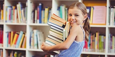 Build and Borrow - School Holidays at Macquarie Regional Library tickets