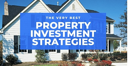 Property Investment Strategy Webinar tickets