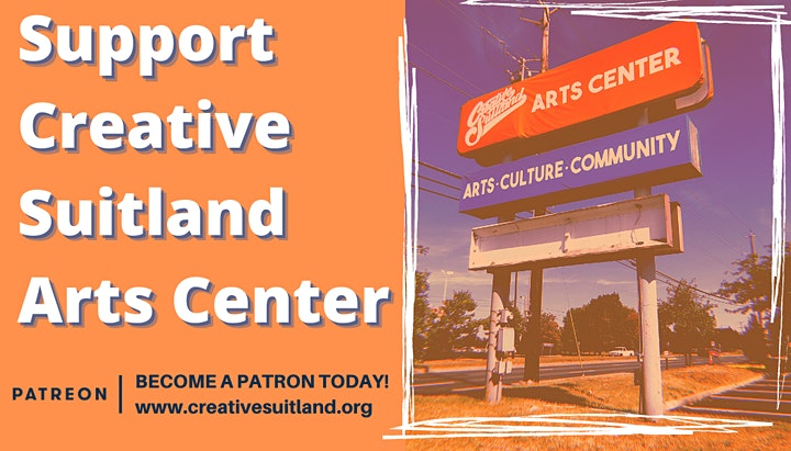 Virtual Artist Partner Talk: Creative Placemaking Projects 2021 image