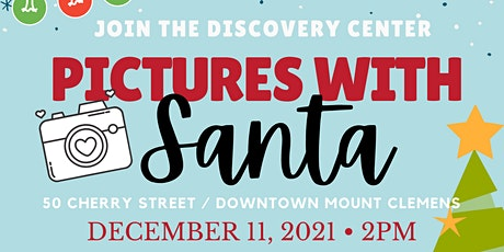 Pictures & Hot Cocoa With Santa tickets