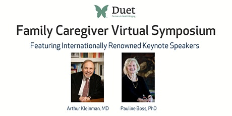 Family Caregiver Virtual Symposium tickets