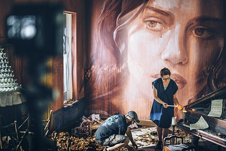Illustrated lecture: Curator overview: RONE in Geelong image