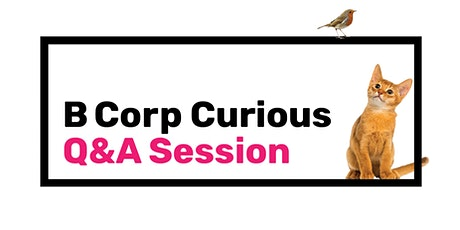 B Corp Curious Q&A Session tickets