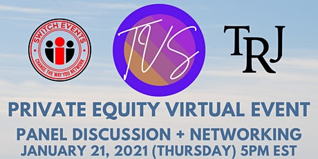 Private Equity Virtual Panel + Networking tickets