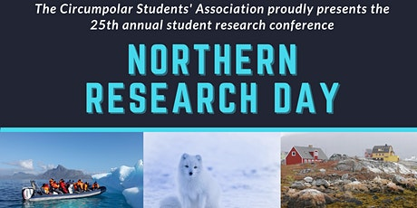 Northern Research Day 2021 tickets