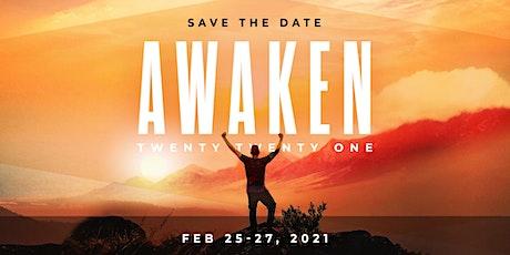 Awaken 2021! tickets