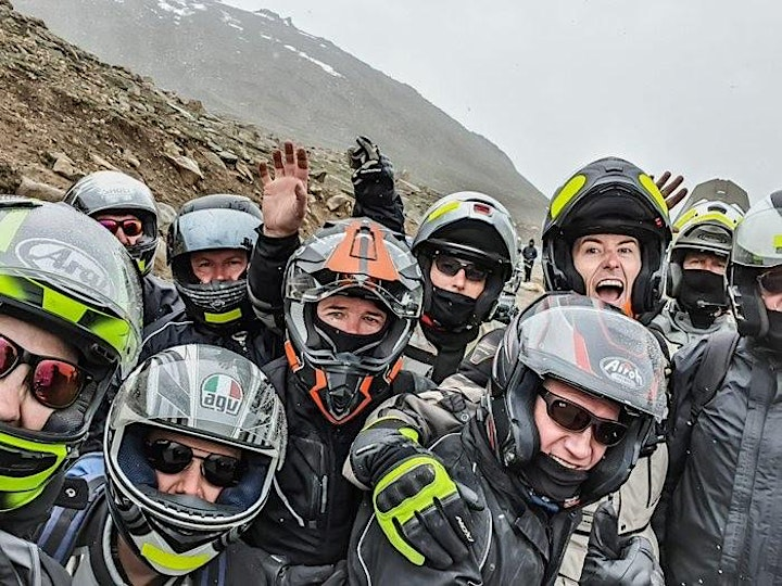 GREAT DIVIDE RIDE -  2 Day Motorcycle AdventureTuition Tour image