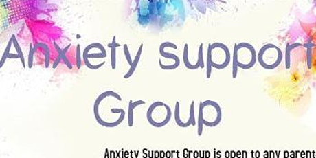 Virtual Anxiety Support Group tickets