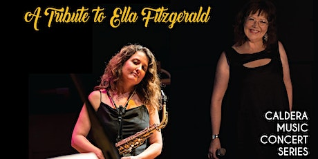 A Tribute to Ella Fitzgerald featuring Sharny Russell with Martha Baartz tickets