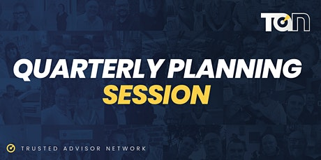 Quarterly Planning Session for Business Owners tickets