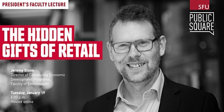 The Hidden Gifts of Retail: Resilience and Planning for Community Life tickets