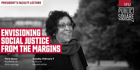 Envisioning Social Justice From the Margins biglietti