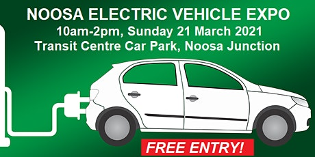 Noosa Electric Vehicle Expo tickets