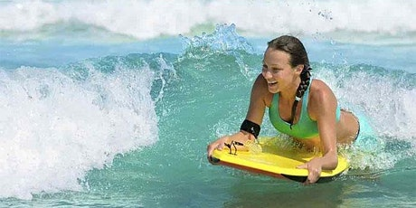 Come and Try Mid- Week Body Boarding - Women Only tickets