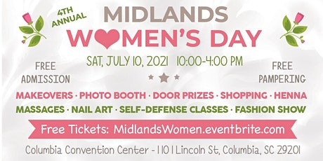 Midlands Women's Fair tickets