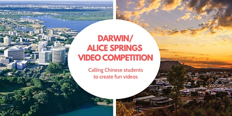 Darwin/Alice Springs Video Competition tickets
