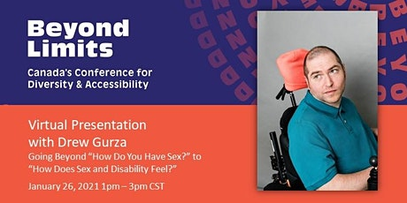 Beyond Limits Presents Drew Gurza: Sex and Disability tickets