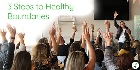 3 Steps to Healthy Boundaries Masterclass - Newcastle Library tickets