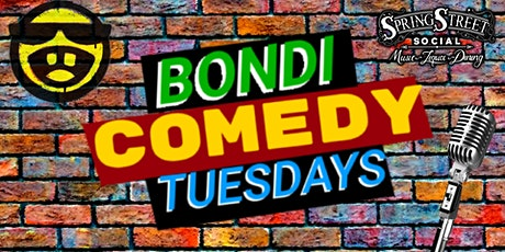 Bondi Comedy Tuesdays tickets