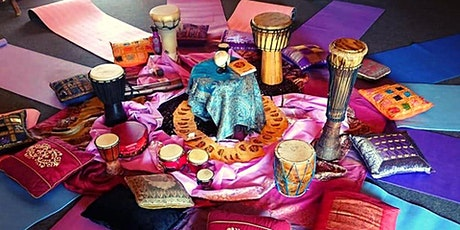 Drumming in the Sanctuary (for adults) tickets