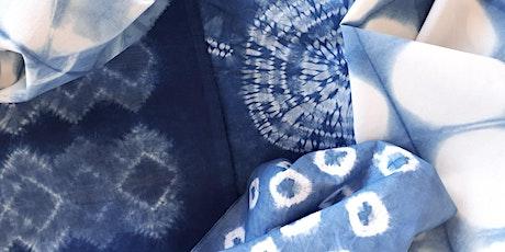 Studio MAC: SHIBORI Fabric dye workshop tickets