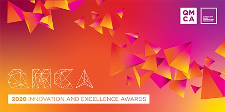 QMCA 2020 Innovation & Excellence Awards Lunch tickets