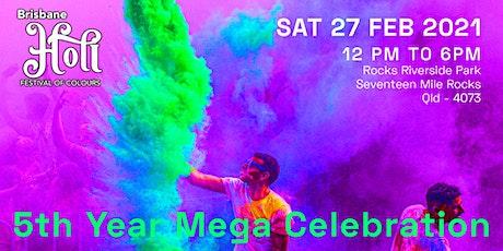 Brisbane Holi - Festival of Colours tickets