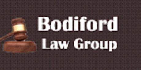 Allen W Bodiford - Attorney at Law tickets