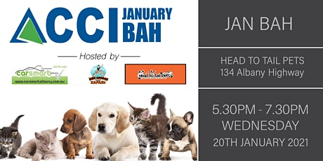 January ACCI Business After Hours tickets