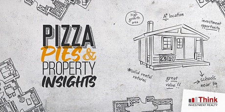 Pizza, Pies & Property Insights tickets