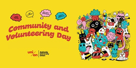 2021 Community and Volunteering Day  - book your stall here! tickets