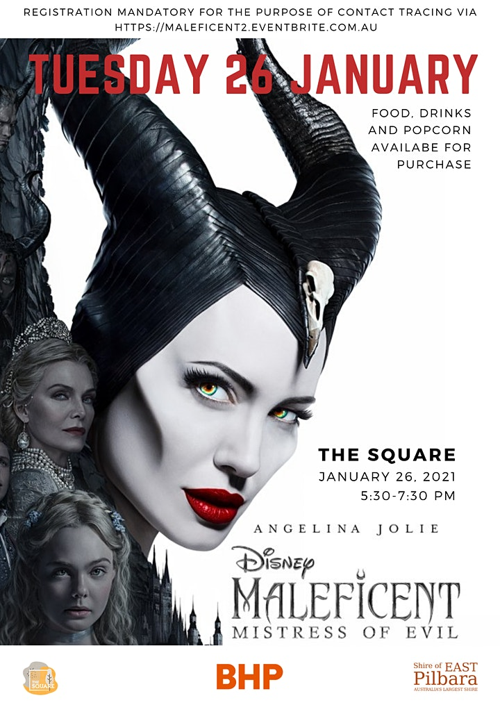 Twilight Movie Series screening Maleficent: Mistress of Evil image