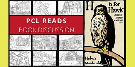 PCL READS H is For Hawk: A Virtual Book Discussion tickets