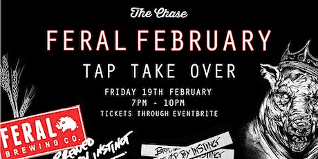 FERAL TAP TAKE OVER tickets