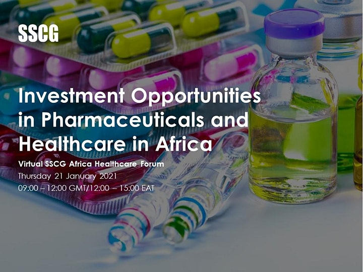 Africa Healthcare Summit 2021 image