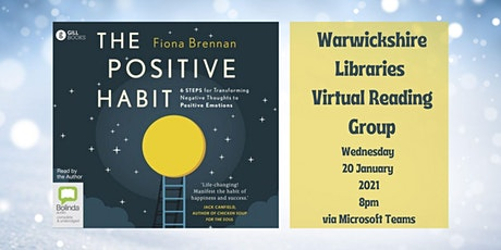 Warwickshire Libraries Virtual Reading Group - January 2021 tickets