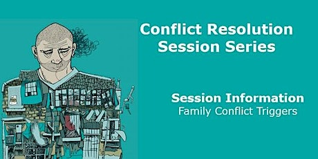 Event for Young People- SCCR Conflict Resolution - Family Conflict Triggers tickets