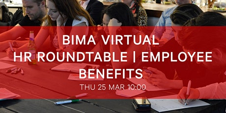 BIMA HR Roundtable | Employee Benefits tickets