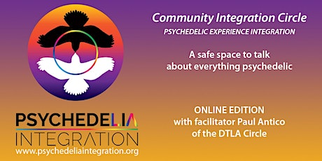 Dosage and Healing Trauma Integration Circle with Paul Antico tickets