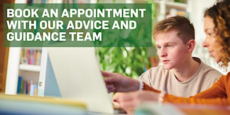 Petroc Advice and Guidance Appointments - North Devon Campus tickets
