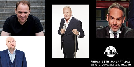 The REC Rooms Friday Night Comedy tickets