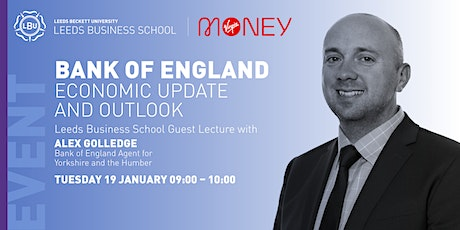Bank of England economic update and outlook tickets