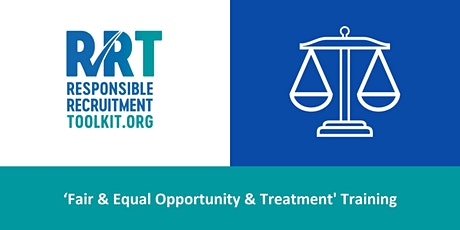 Fair & Equal Opportunity & Treatment | 05/05/2021 tickets