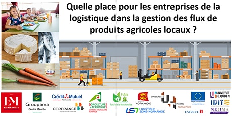 1er Colloque sur la Logistique Rurale (en distanciel) tickets