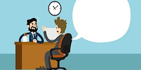 Webinar Emplea: Comunícate con impacto en un proceso de selección entradas