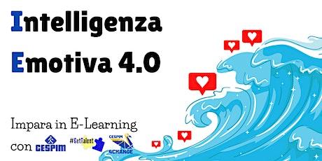 Intelligenza Emotiva 4.0 - 10 h - Edizione Online biglietti