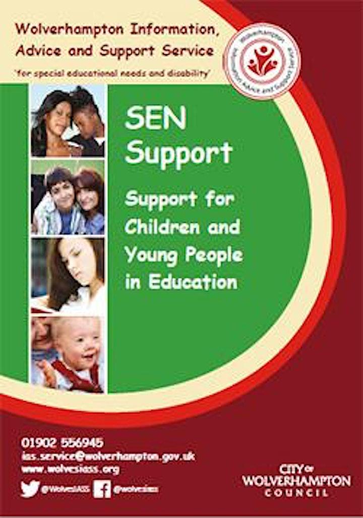SEN support image