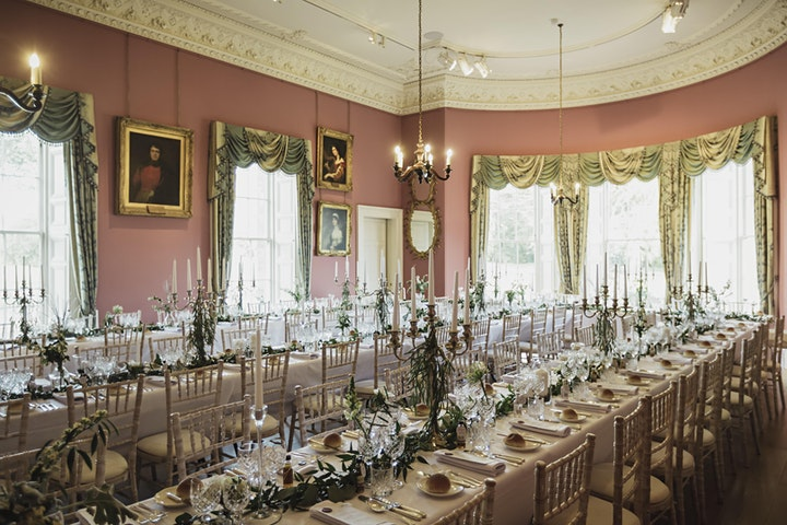 Wedding Open Day at Winton Castle - Virtual Tours now available! image