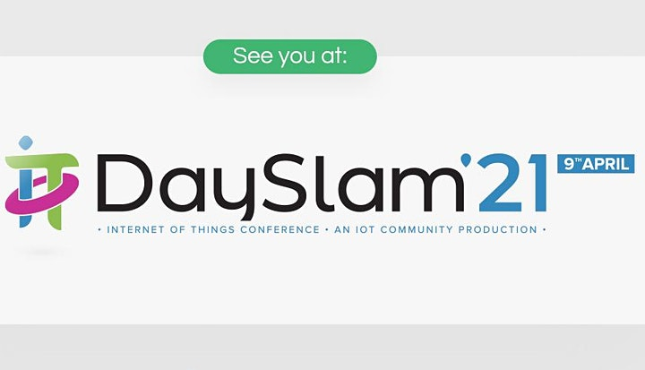 IoT Day Slam 2021 Internet of Things Conference image
