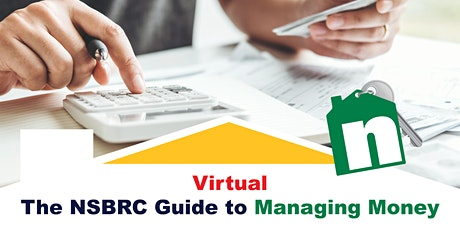 The NSBRC Guide to Managing Money - March tickets